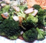 Broccoli Almondine picture