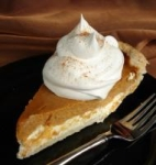 Pumpkin Cream Cheese  Layer Pie picture