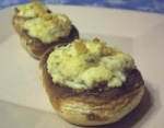 Cheese Stuffed Mushrooms picture