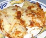 Chicken Parmigiana picture