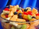 Lemony Fruit Salad picture