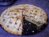 Apple and Cheese Pie picture