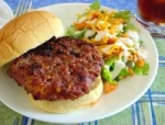 Easy Honey Ranch Burgers picture