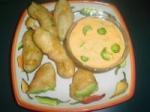 Beer-battered Fried Avocado Wedges picture