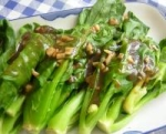 Baby Bok Choy with Oyster Sauce picture