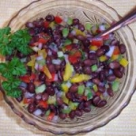 Cuban Black Bean Salad picture