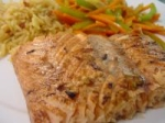Grilled Lemon-Soy Salmon picture