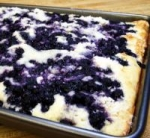 Blueberry Snack Cake picture