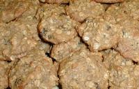 Oatmeal Raisin Persimmon Cookies picture