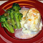crab stuffed chicken breasts picture