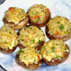 Crab Stuffed Mushrooms picture