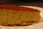 Orange and Almond Spanish Cake picture