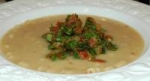 White Bean Soup with Salad Salsa picture
