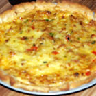 crabmeat quiche picture