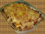 Baked Manicotti (Bolognese Ragu) picture
