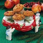 cranberry apple muffins picture
