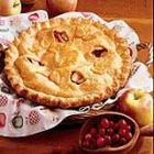 Cranberry Apple Pie picture