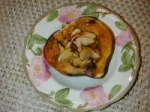 Baked Acorn Squash and Apples picture