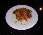 Mandarin Beef Stir-Fry picture