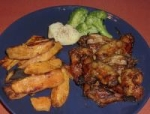 Deviled Chicken Wings picture