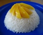 Thai Coconut-Mango Sticky Rice picture
