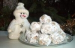 Old-Fashioned Maple Walnut Butter Balls picture
