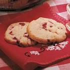 cranberry icebox cookies picture
