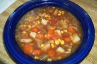 Homestyle Vegetable Soup picture
