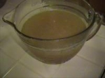 Giblet Stock from Turkey or Chicken or   for Soup or Gravy picture
