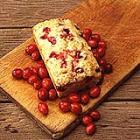 cranberry orange bread picture