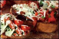 Double Tomato Bruschetta picture