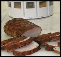Roast Pork Tenderloin picture