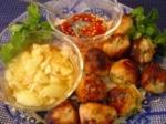 Thai Chicken Meatballs picture