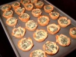 Tiny Spinach Quiches picture