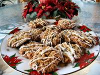 Orange Spiced Oatmeal Raisin Cookies picture