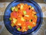 Fruit & Carrot Salad picture