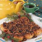 cranberry sticky buns picture