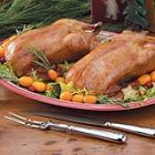 Cranberry-Orange Roast Ducklings picture