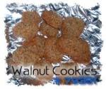 Walnut Cookies picture