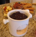 Mean Chef's Chocolate Fondue picture