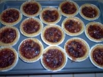 Cranberry Mincemeat Tarts picture