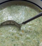 Cheesy Broccoli Chowder picture