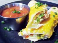 holiday breakfast enchiladas picture