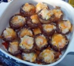 Seafood Stuffed Mushrooms picture