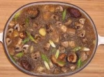 Glass Noodle Casserole with Shiitakes picture