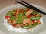 Spicy Cashew Pork picture