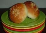 beautiful burger buns picture