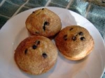 Light Chocolate Chip Muffins picture