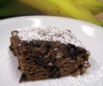 Easy Double Chocolate Banana Snack Cake picture