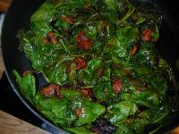 Skillet Spinach picture